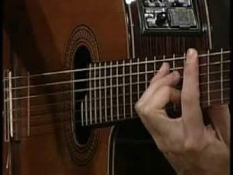 Flamenco, guitare classique espagnole