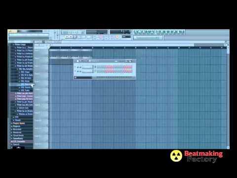 [Beatmaking Factory] Créer un rythme reggaeton basique – Tuto fl studio débutant