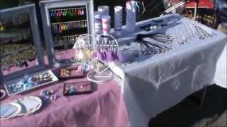 Installation Brocante Bijoux Fimo