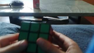 Tuto comment défaire et refaire le rubik:-'s cube 3×3