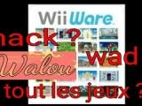 Hack WiiWare , lien dans la description