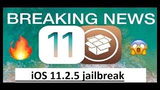 iOS 11.2.5 JAILBROKEN! Pangu Releases Untethered iOS 11.2.5 Jailbreak!