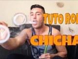 TUTO , CHICHA COMMENT FAIRE DE GROS RONDS DE FUMéE