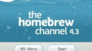[Hack Wii 4.3] Homebrew Channel Tutorial