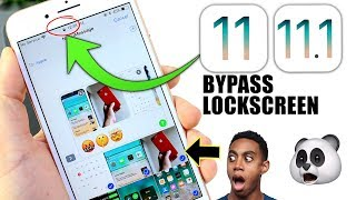 How to Unlock ANY iPhone without PASSCODE iOS 11 Access Photo & more