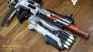 Coolest nerf gun paint jobs