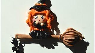 [Tuto Fimo] La petite sorcière Rousse