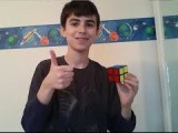 How to Solve a 2×2 Rubik's Cube in Under 3 Seconds
