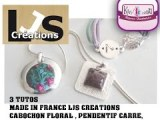 TUTO FIMO POLYMERE LJS Créations artisan fondeur Français 3 tutos