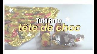 || FIMO || TETE DE CHOCO – crea infinity