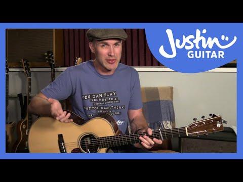 Dido – Thank You Guitar Lesson Tutorial Easy Beginner Acoustic Stan Eminem
