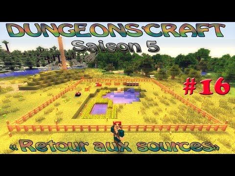 Minecraft – Dungeons'Craft Saison 5 – Ep16 – Animaux et compagnie