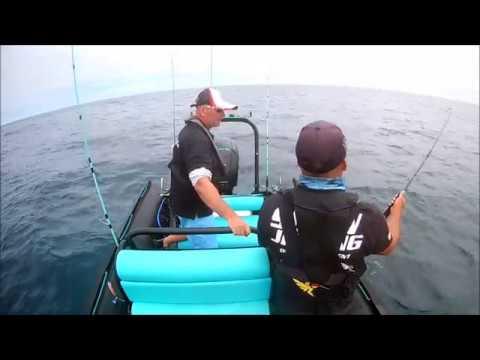 2 Pêche du thon rouge sur chasse avec Didier , Jérôme et Mickaël