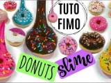Tuto fimo donuts slime🍩