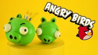 TUTO FIMO FACILE #4 – ANGRY BIRDS