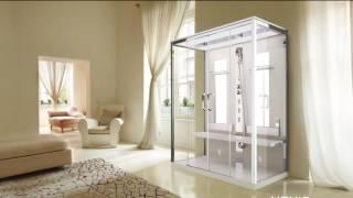 Douche et baignoire design : la gamme Novellini