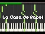 La Casa de Papel – Bella Ciao | Piano Tutorial | Synthesia | Easy