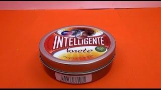 Intelligente Knete Amethyst Verändert die Farbe Knetgummi mit verschiedenen Eigenschaften