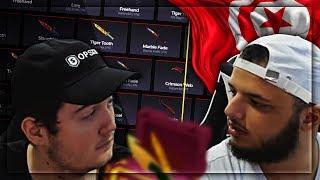 Case Opening avec le Meilleur joueur CS:GO de Tunisie !