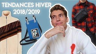9 TENDANCES MODE À SUIVRE CET HIVER 2018/2019