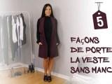 Lookbook   5 façons de porter la veste sans manches