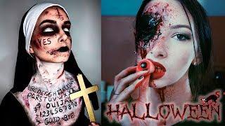 Best Halloween SFX Makeup Compilation 2018 – Ideas & Makeup Tutorials For Halloween