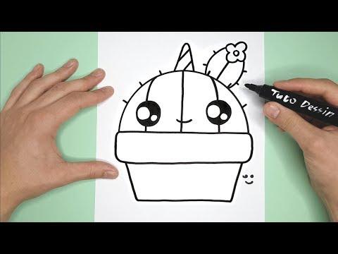 Comment Dessiner Un Donut Chat Licorne Kawaii Tutotube Fr Le