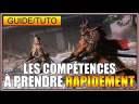GUIDE/TUTO – LES COMPÉTENCES POUR BIEN COMMENCER LE JEU – SEKIRO SHADOWS DIE TWICE – FR