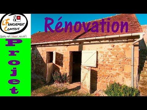 Rénovation d'une petite maison en pierre (Présentation)