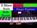 Play Scales Hands Together 2 Octave Piano Tutorial Piano Scale lesson Both Hands Together
