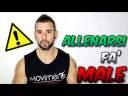 ALLENARSI FA MALE | Atleti VS Amatori