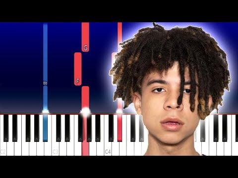 iann dior – emotions (Piano Tutorial)