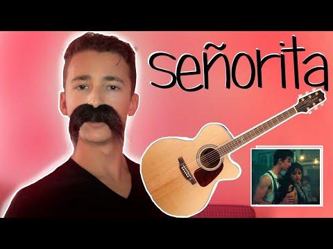 Señorita – TUTO Guitare – (Shawn Mendes, Camila Cabello)