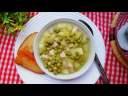 Potatoes & Peas Recipe / Recette Pommes de terre et Petits pois dîner facile :)
