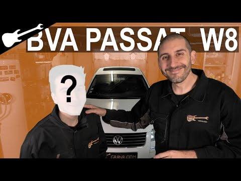 Vidange BVA tiptronic ZF 5HP19 (avec un invité spécial @Vilebrequin )