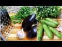 Eggplant & Zucchini Recipe / Recette Healthy