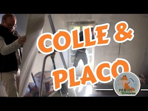 PROJET RÉNOVATION – EP28 – COLLE & PLACO