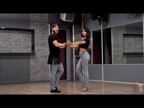 [Cours de Bachata] Apprendre à danser à partir de 0