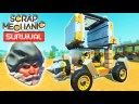 MINAGE GRATUIT ! (tuto) No petrol ! SCRAP MECHANIC SURVIE FR