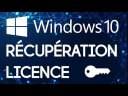 Récupérer la Clé de Licence OEM – Windows 10 | TUTORIEL