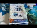 TUTO [ mini-album visite aquarium ] collection Deep Sea