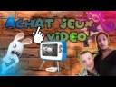 PRESENTATION DE MES ACHAT JEUX VIDEO/VIDE GRENIER/COMPTE RENDU FR