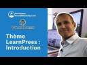WordPress Tutorial FR [Introduction au Thème LearnPress]