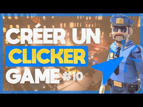 CRÉATION DES WIDGETS DU JEU – #10 Crée un Clicker Game avec Unreal Engine 4 –