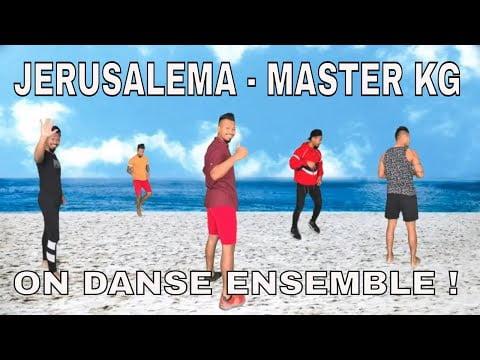 Jerusalema dance – Master KG   Dance challenge viral   Dansez avec moi !