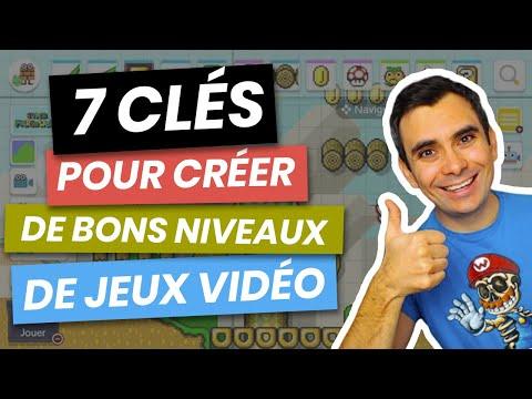 7 CLÉS POUR CRÉER DE BONS NIVEAUX DE JEUX VIDÉO (level design)