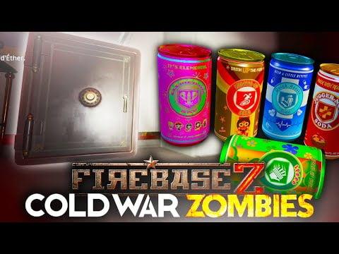 [TUTO] AVOIR UN ATOUT GRATUIT SUR FIREBASE Z, ET UN RENSEIGNEMENT (Cold War Zombie)