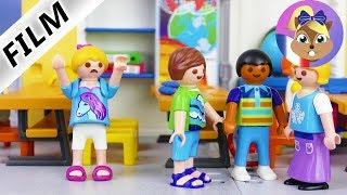 Film Playmobil en français | Hannah devient marginale | Rejetée par ses amis | Famille Brie