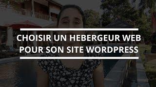 Comment CHOISIR un HEBERGEUR WEB pour son site WORDPRESS ?