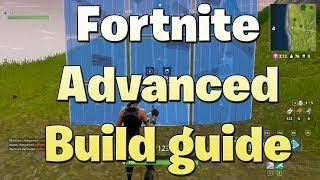 Advanced Building Edits in Fortnite Battle Royale (Guide)